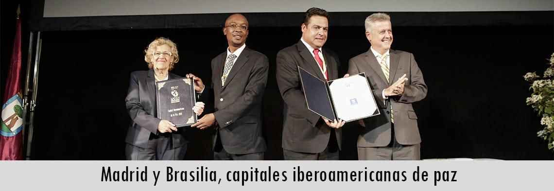 Brasilia y Madrid slider