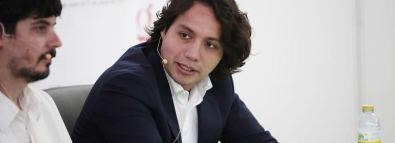 Santiago Tobón (izq) y Max Trejo (dcha).