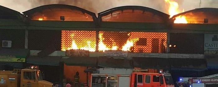 incendio asuncion