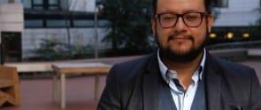 El veedor distrital delegado para la Participación y Programas Especiales de la Veeduría Distrital de Bogotá, Diego Maldonado