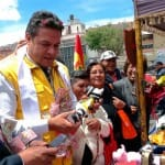La Paz destinará un 3,5 % de su presupuesto para desarrollar las políticas culturales