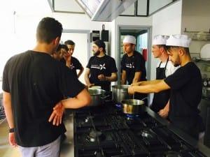 cocina mescladis