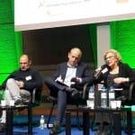 """Manuela Carmena: """"Las ciudades somos protagonistas inevitables para la consecución de los Objetivos de Desarrollo Sostenible"""""""