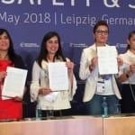 """""""Mujeres en movimiento"""", el manifiesto por la equidad de género en el transporte del International Transport Forum Summit 2018"""