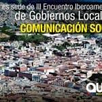 La comunicación para la implementación local de los ODS convoca a 16 ciudades iberoamericanas en Quito