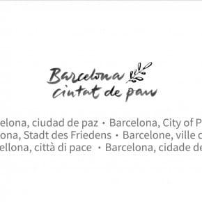 Barcelona ciudad de paz