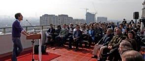 Presentacion Santiago en Altura