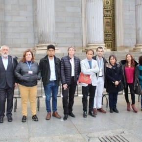 Ciudades Refugio en el Congreso de los Diputados