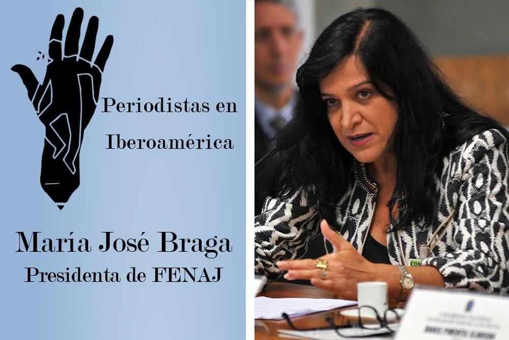 María José Braga-FENAJ