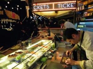 Bar Tickets