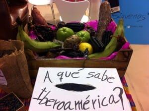 Lo local tiene tanto que decir, que hasta hemos participado en la Feria Iberoamericana de Gastronomía, llevando el sabor de nuestras urbes.