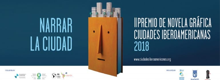 II Premio Novela Gráfica Ciudades Iberoamericanas