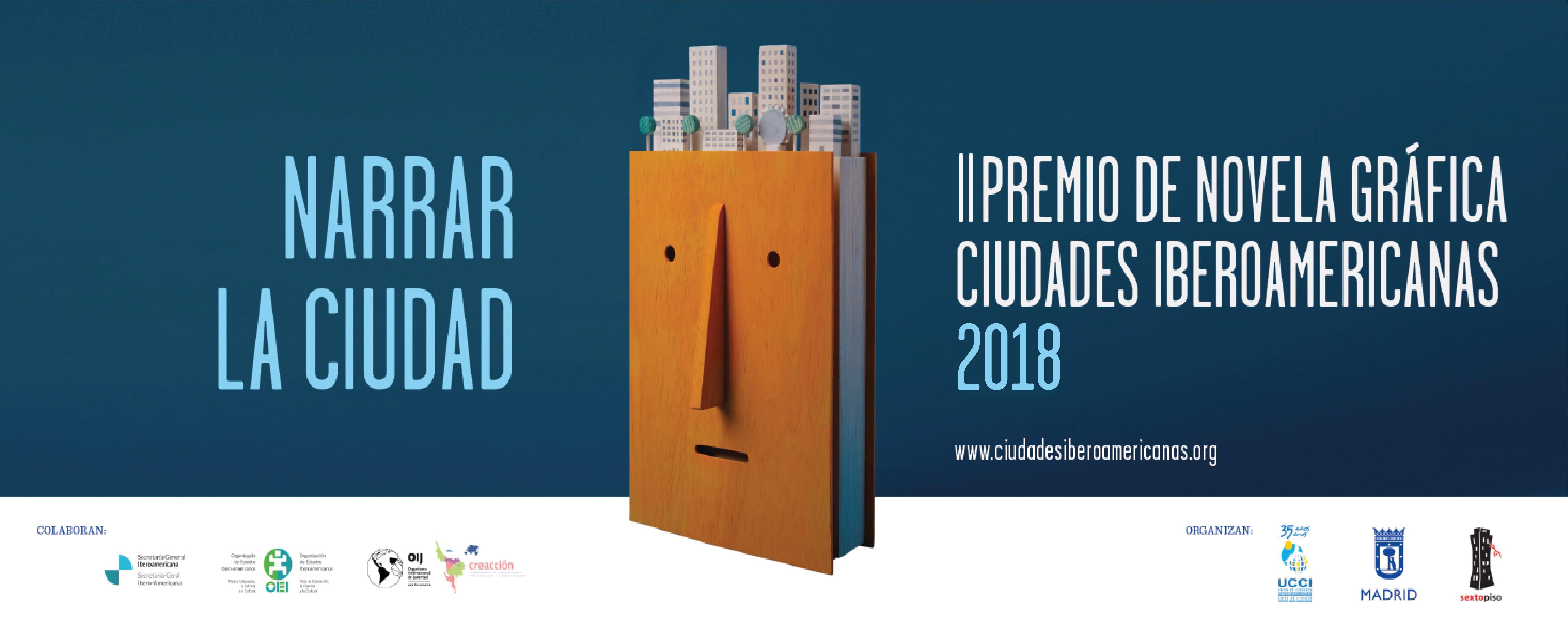 Bases Del Ii Premio De Novela Gráfica Ciudades