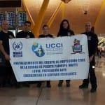 [:es]Siete especialistas de Bomberos Unidos Sin Fronteras (BUSF) forman al cuerpo de Protección Civil de Puerto Príncipe con apoyo de la UCCI[:]