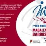[:es]Lisboa lanza la sexta edición del Premio Municipal Madalena Barbosa para la igualdad de género[:]