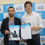 [:es]Cali y Bogotá firman un pacto en beneficio de defensores de Derechos Humanos[:]