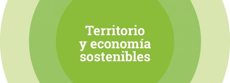 Territorio y economia sostenibles