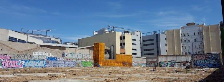 Registro de solares sin edificar Barcelona