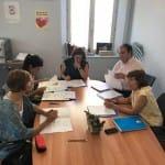 [:es]Madrid trabajará con las mujeres migrantes contra la violencia de género y estrecha su colaboración con la Red de Mujeres Latinoamericanas y del Caribe[:]