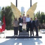 [:es]Madrid y México reafirman sus lazos con la escultura Alas de México[:]