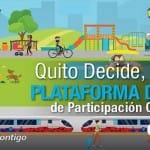 [:es]Quito presenta la primera plataforma de participación ciudadana de Ecuador[:]