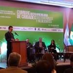 [:es]Arranca en Asunción la Cumbre Iberoamericana de Ciudades Sustentables y Resilientes[:]