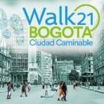 """Bogotá acoge hasta el 19 de octubre el ciclo internacional de conferencias """"Walk21"""""""