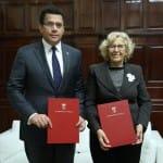 Madrid y Santo Domingo suscriben una declaración de intenciones para reforzar su colaboración