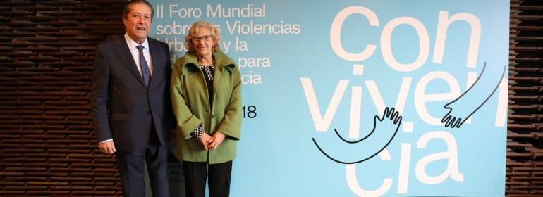 Presentación del II Foro mundial sobre violencias urbanas y educación para la convivencia y la paz