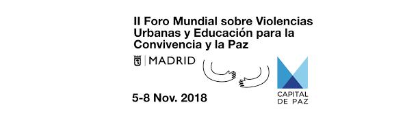 II Foro Paz 2018