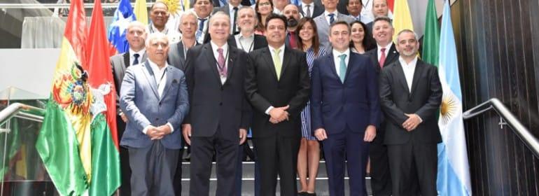Cumbre de Mercociudades en La Paz