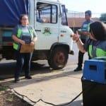Asunción inicia una campaña para reducir las emisiones contaminantes de los vehículos