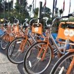 Asunción inaugura el primer sistema público de bicicletas de Paraguay