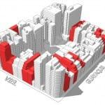 Así son los nuevos códigos Urbanístico y de Edificación de Buenos Aires, que incluyen el cambiador en el baño masculino