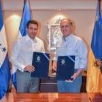 Santo Domingo y Tegucigalpa firman un acuerdo de hermandad