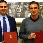 San Salvador firma un acuerdo con Madrid para crear su plataforma de participación ciudadana