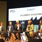 Resumen del primer día de la Cumbre de Cultura de CGLU