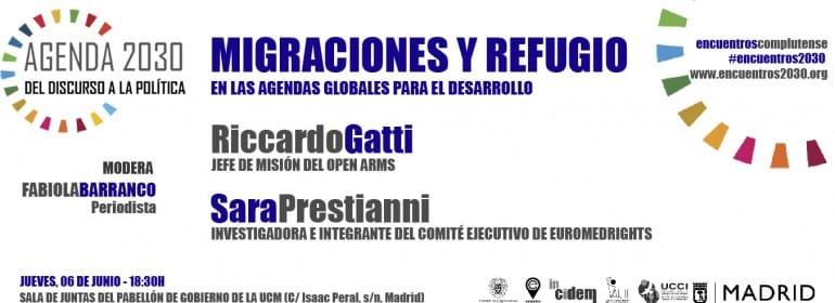 Encuentros 2030: migraciones y refugio