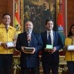 La Paz recibe 150.000 euros de la AECID para reforzar su política de protección social a mujeres víctimas de violencia de género