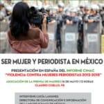 La violencia contra las periodistas mexicanas se incrementó un 222 % entre 2012 y 2018