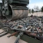 Ciudad de México destruye más de 2.000 armas en su apuesta por la prevención y la paz