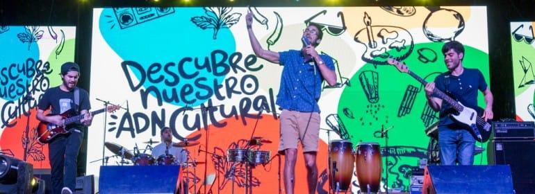 """Imagen del concierto """"Nuestro ADN cultural"""""""