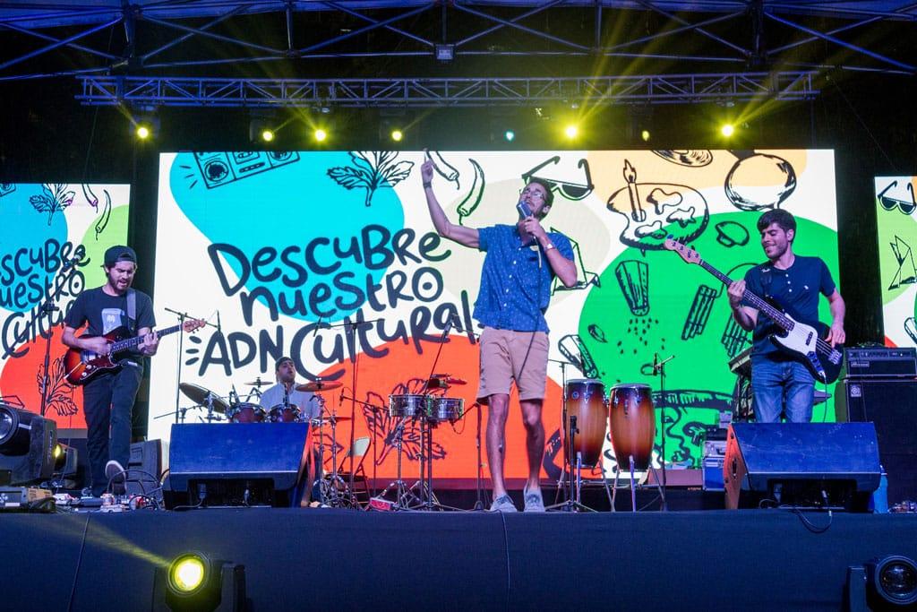 Imagen del concierto