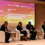 """""""América Latina necesita más innovación para mejorar su crecimiento económico"""", según el CAF"""