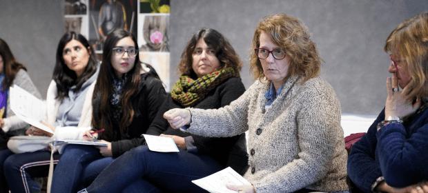 Fondo Fortalecidas de la Intendencia de Montevideo