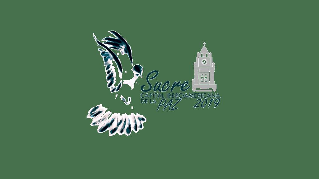 Sucre, Capital Iberoamericana de la Paz 2019