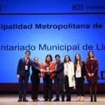 """Lima recibe el premio """"Buenas prácticas en gestión pública 2019"""""""