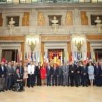 Almeida anima a todos los madrileños a disfrutar de los actos programados para conmemorar el Día de la Fiesta Nacional de España