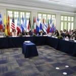 San Juan recibe al Comité Sectorial de Ciudades Sustentables y Resilientes de la Unión de Ciudades Capitales Iberoamericanas