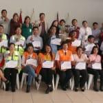 Lima realizó capacitaciones en gestión del riesgo de desastres con el apoyo de la UCCI